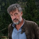 Francis Lorenzo interpreta al teniente Santiago Baín en 'La caza. Monteperdido'