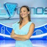 Elisa Mouliaá, en el plató de 'TVEmos'