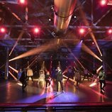 Miki (Eurovisión 2019) en la Escuela de 'Fama a bailar'