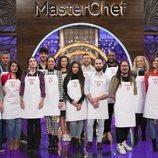 Los 15 aspirantes de 'MasterChef 7'