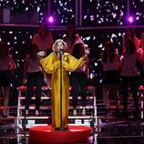 """Soledad Giménez canta """"Eres tú"""" en la sexta gala de 'La mejor canción jamás cantada'"""