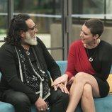 Juan Miguel y María Jesús Ruiz en la Gala 13 de 'GH Dúo'