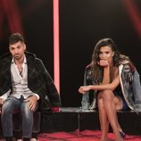 Alejandro Albalá y Sofía Suescun esperan a saber el expulsado de la Gala 13 de 'GH Dúo'