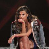Sofía Suescun en la sala de expulsiones durante la Gala 13 de 'GH Dúo'