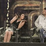 Irene Rosales sufre la caída de la papilla en la Gala 13 de 'GH Dúo'