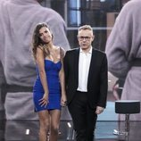 Sofía Suescun y Jordi González en la Gala 13 de 'GH Dúo'