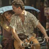 Jaime Lorente y Esther Acebo en las primeras imágenes de la parte 3 de 'La Casa de Papel'