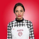 Alicia, concursante de 'MasterChef 7'