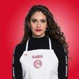 Sara, concursante de 'MasterChef 7'
