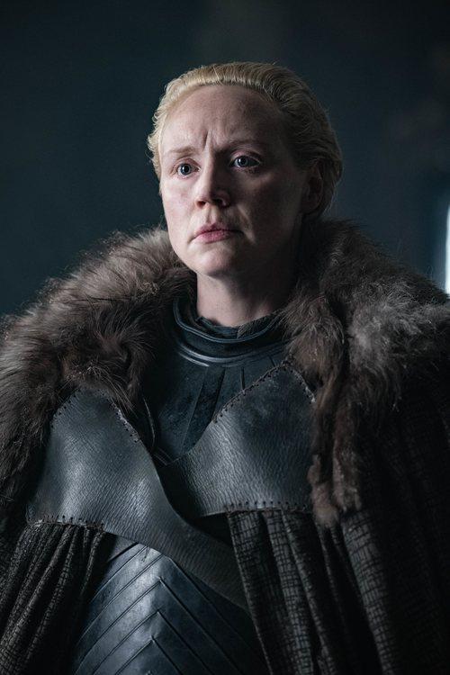 Brienne de Tarth, en la octava y última temporada de 'Juego de Tronos'