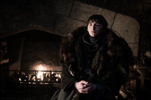Bran Stark, en la octava y última temporada de 'Juego de Tronos'