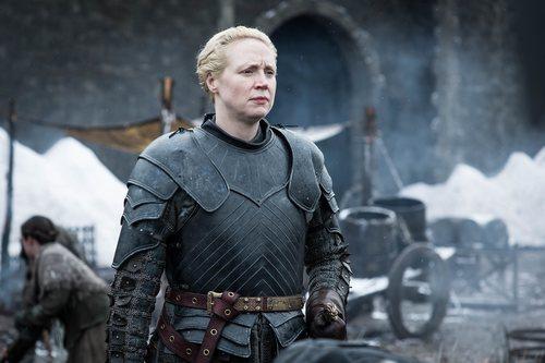 Brienne de Tarth, en la octava temporada de 'Juego de Tronos'