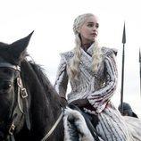 Daenerys, a caballo, en la octava temporada de 'Juego de Tronos'