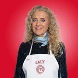 Laly, concursante de 'MasterChef 7'