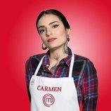 Carmen, concursante de 'MasterChef 7'
