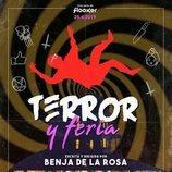 Cartel promocional de 'Terror y Feria'