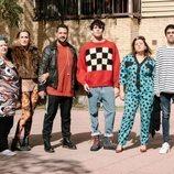 El equipo de 'Terror y Feria', la nueva serie de Atresmedia
