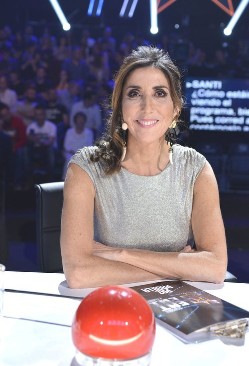 Paz Padilla, en la Semifinal 1 de 'Got Talent'