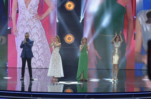 El Jurado en la Semifinal 1 de 'Got Talent'