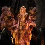 Gwendoline Christie posa en la premiere de la temporada 8 de 'Juego de Tronos'