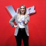 María Espinosa, finalista de 'La voz'
