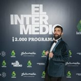 Dani Mateo, en el programa 2.000 de 'El Intermedio'