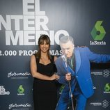 La copresentadora Sandra Sabatés, en el programa 2.000 de 'El Intermedio'