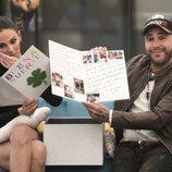 Kiko Rivera e Irene González abren su caja sorpresa en 'GH Dúo'