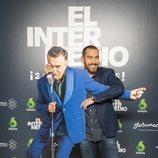 Jorge Ponce, en el programa 2.000 de 'El Intermedio'