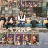 Los 5 finalistas en la Gala 14 de 'GH Dúo'