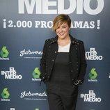 Cristina Pardo, en el programa 2.000 de 'El Intermedio'