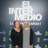 Rosa María Calaf y Mariola Cubells, en el programa 2.000 de 'El Intermedio'