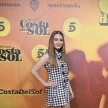 Carlota Boza en la presentación de 'Brigada Costa del Sol'