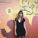 Cristina Piaget en la presentación de 'Brigada Costa del Sol'