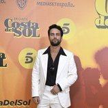Jesús Castro en la presentación de 'Brigada Costa del Sol'