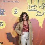 Laura Madrueño en la presentación de 'Brigada Costa del Sol'