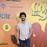 Miki Esparbé en la presentación de 'Brigada Costa del Sol'