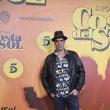 Rodrigo Poison en la presentación de 'Brigada Costa del Sol'