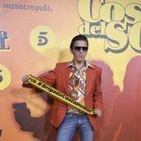 Younes Bachir en la presentación de 'Brigada Costa del Sol'