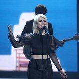 Alba Reche, en la Gala final de 'La mejor canción jamás cantada'