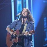 Andrés Suárez, en la Gala final de 'La mejor canción jamás cantada'