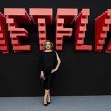 Carmen Machi, en la inauguración del centro de producción de Netflix en Madrid