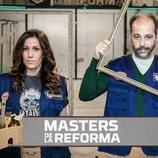 José e Iratxe, concursantes de 'Masters de la Reforma' en Antena 3