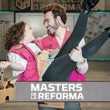 Álex y Naomi, concursantes de 'Masters de la Reforma' en Antena 3