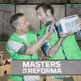 Sebastián y Raúl, concursantes de 'Masters de la Reforma' en Antena 3