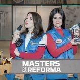 Silvia y Maite, concursantes de 'Masters de la Reforma' en Antena 3