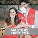 Elisa y Antonio, concursantes de 'Masters de la Reforma' en Antena 3
