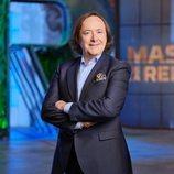 Tomás Alía, miembro del jurado en 'Masters de la Reforma' de Antena 3