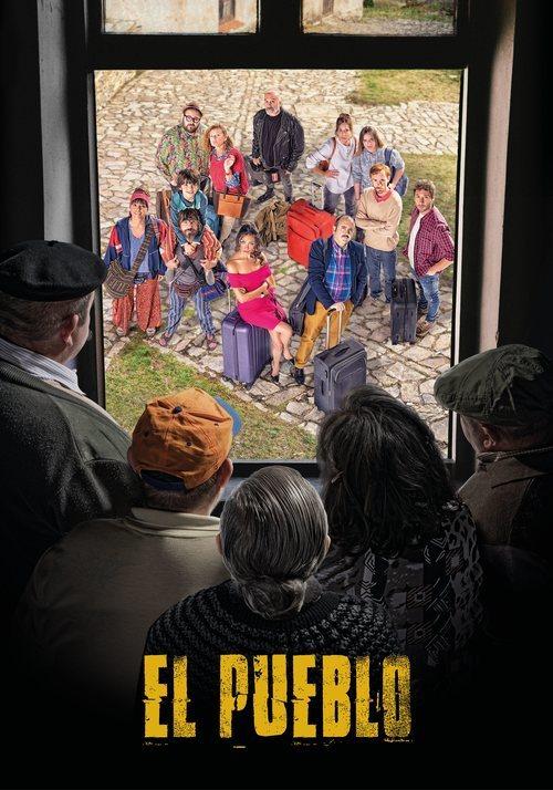 'El pueblo', la nueva comedia de los creadores de 'La que se avecina'