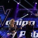 Andrés Martín y Miriam Rodríguez interpretan